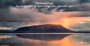 Velkominn á vefsvæði Lykilorða